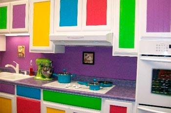 Как выбрать цвет для кухни — подбираем цветовые решения
