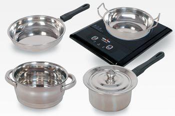 Посуда для индукционной плиты – как сделать правильный выбор