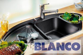 Кухонные мойки «Blanco» – разнообразие совершенства