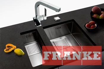 Кухонные мойки Franke – сочетание качества и изящности