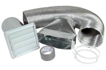 Виды воздуховодов для кухонных вытяжек