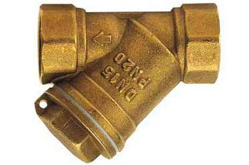 Фильтр механической очистки воды – незаменим для центрального водопровода