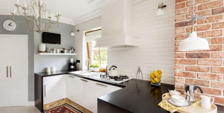 Вентилятор вытяжки на кухне
