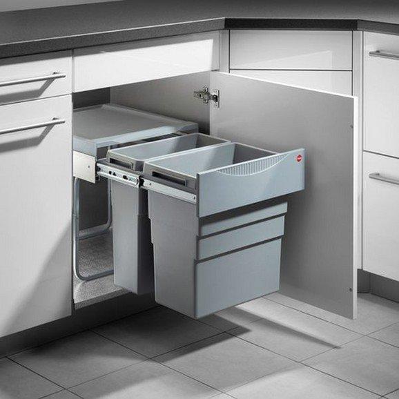 Внутреннее наполнение кухонных шкафов, что в них хранить